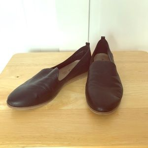 Softest Black Leather Loafers